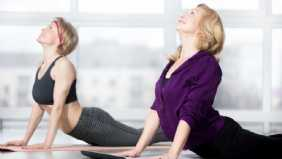 Yoga can take a major worry away from anyone's life: weight control!